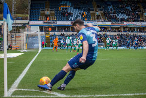 player photos 2018 19/3 joe jacobson/wycombe wanderers v plymouth argyle sky bet league